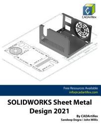 SOLIDWORKS Sheet Metal Design 2021 PDF