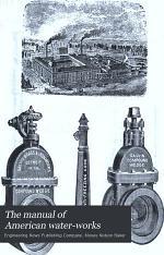 Manual of American Water-works