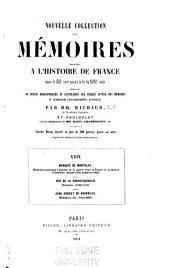Mémoires contenant l'histoire de la guerre entre la France et la maison d'Autriche, depuis 1635 jusqu'en 1660