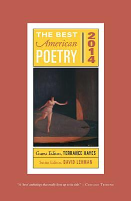 The Best American Poetry 2014 PDF