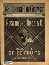 California Fruit News: Volume 45, Issue 1243