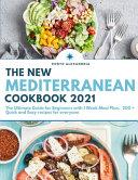 The New Mediterranean Cookbook 2021