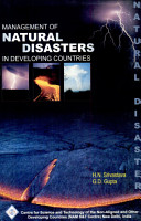 Management of Natural Disasters in Developing Countries PDF