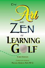 The Art and Zen of Learning Golf
