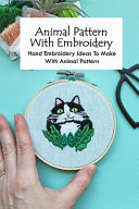 Animal Pattern With Embroidery