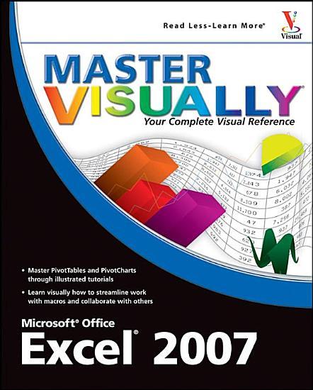 Master VISUALLY Excel 2007 PDF