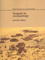 Nomads in Archaeology PDF