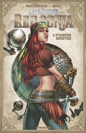 Legenderry Red Sonja Collection