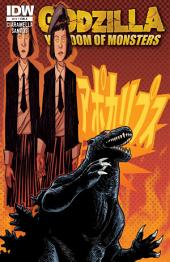 Godzilla: Kingdom of Monsters #11