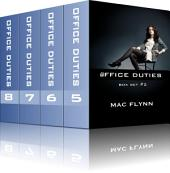 Office Duties Box Set #2 (Demon Paranormal Romance)