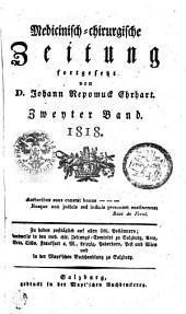 Medicinisch-chirurgische Zeitung: Band 2