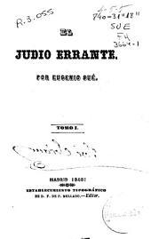 El judio errante: t. 2, t. 3, t. 4