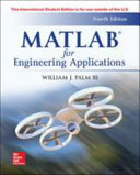 MATLAB for Engineering Applications PDF