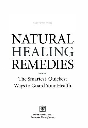 Natural Healing Remedies 1999