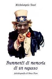 Frammenti Di Memoria Di Un Ragazzo