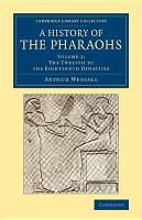A History of the Pharaohs PDF