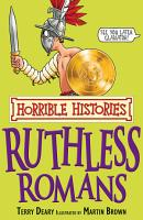 Horrible Histories  Ruthless Romans PDF