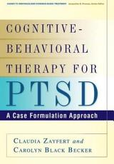 Cognitive Behavioral Therapy for PTSD PDF