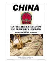 China Customs, Trade Regulations and Procedures Handbook