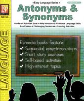 Easy Language Series: Antonyms & Synonyms (Gr. 1-2)