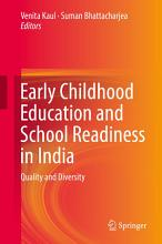 Early Childhood Education and School Readiness in India PDF