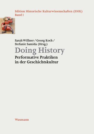 Doing History PDF