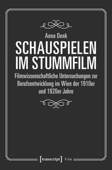 Schauspielen im Stummfilm PDF