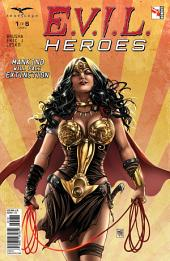E.V.I.L. Heroes: Issue #1