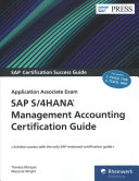 SAP S 4HANA Management Accounting Certification Guide PDF