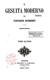Il gesuita moderno: Volumi 1-2