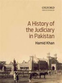 A History of the Judiciary in Pakistan PDF