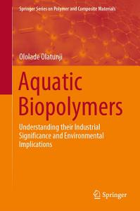 Aquatic Biopolymers