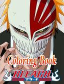 Bleach Coloring Book
