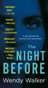 The Night Before Book