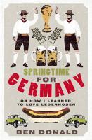 Springtime For Germany PDF