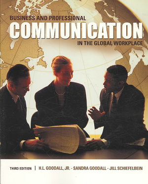 Business and Professional Communication in the Global Workplace PDF