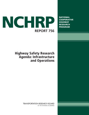 Highway Safety Research Agenda: Infrastructure and Operations