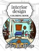 Interior Design Coloring Book PDF