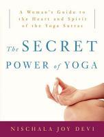The Secret Power of Yoga PDF