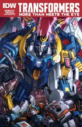 Transformers: More Than Meets the Eye #39