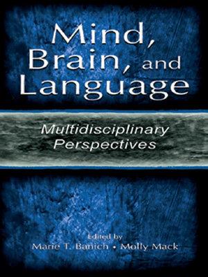 Mind  Brain  and Language