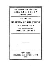 The Collected Works of Henrik Ibsen: Volume 8