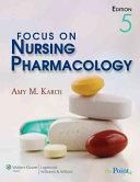 Focus on Nursing Pharmacology PDF