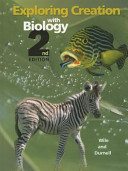 Exploring Creation with Biology Book