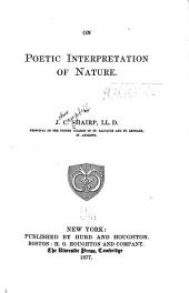 On Poetic Interpretation of Nature