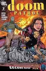 Doom Patrol (2009-) #7
