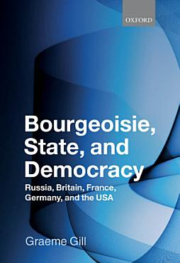 Bourgeoisie  State and Democracy PDF