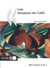 Les dossiers du CAD Pays-Bas Volume 2-3: Pays-Bas, Volumes2à3
