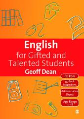 English for Gifted and Talented Students: 11-18 Years