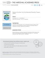 Review of the New York City Watershed Protection Program